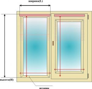 Рис-2-Замер-горизонтальных-жалюзи-с-установкой-«на-проем»